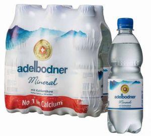 6 x Adelbodner blau Pet 1x6er 50 cl