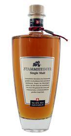 1 x Whisky Stammheimer Single Malt 40% Vol. 50 cl